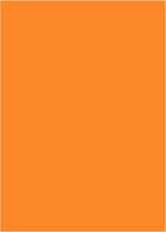 Heat Transfer Flex - Naranja Neón